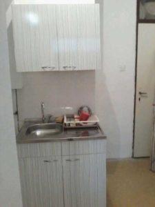 Nieuwe keuken met hulp van de Stichting Vla-Dobro